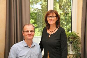 Alfred und Simone Herbermann
