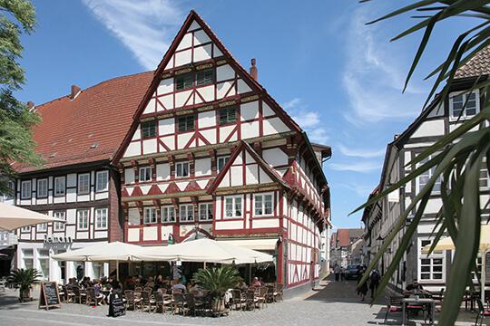 Bäckerstraße Hameln