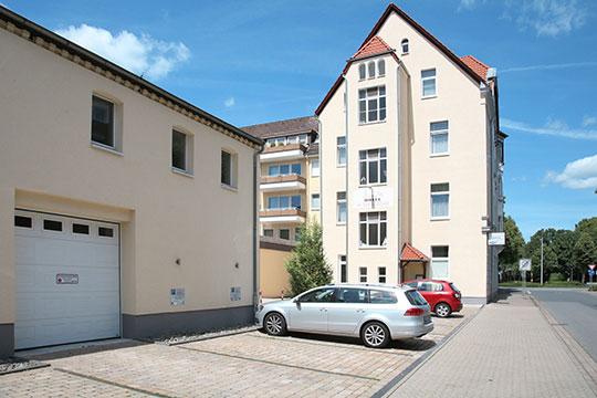 Parkplatz Hotel Hameln
