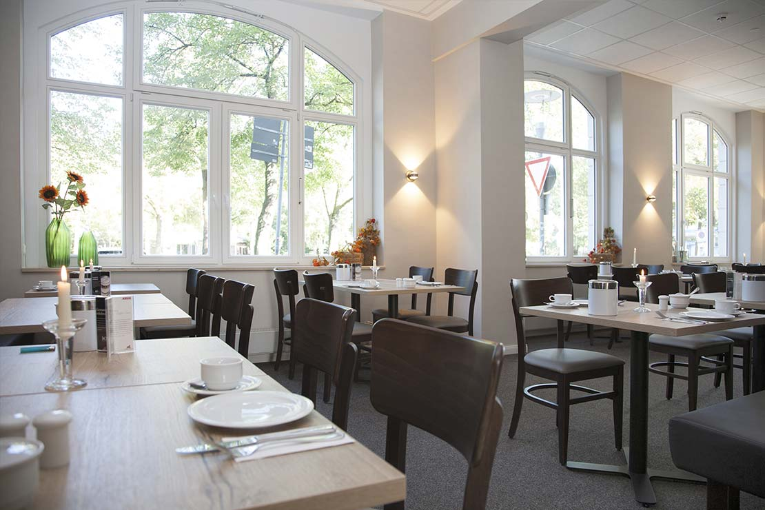 Hotel Hameln Frühstücksraum 4