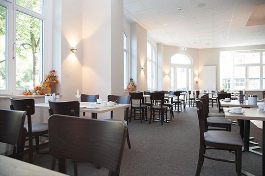 Hotel Hameln Frühstücksraum 5